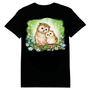 Owls Heat Transfer