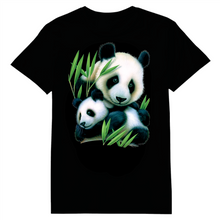 Load image into Gallery viewer, Panda And Cup Heat Transfer