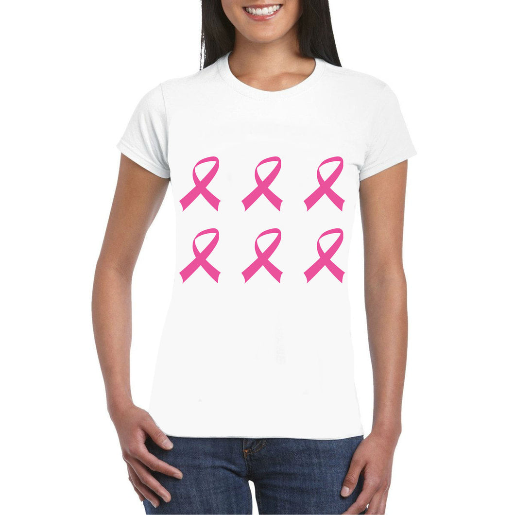 Pink Ribbons Heat Transfer