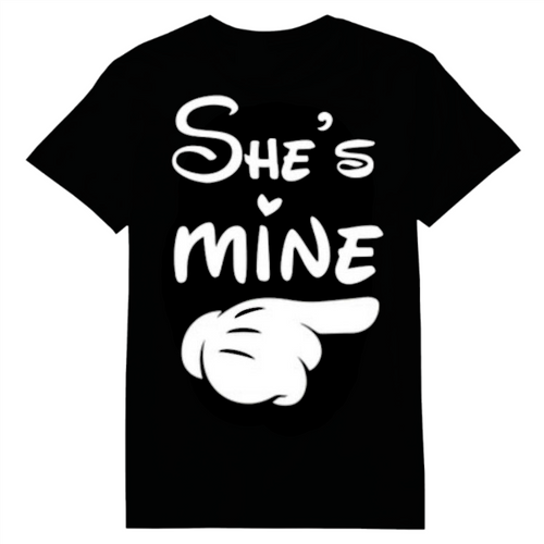 She Is Mine Heat Transfer