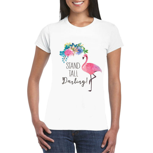 Stand Tall Darling Heat Transfer