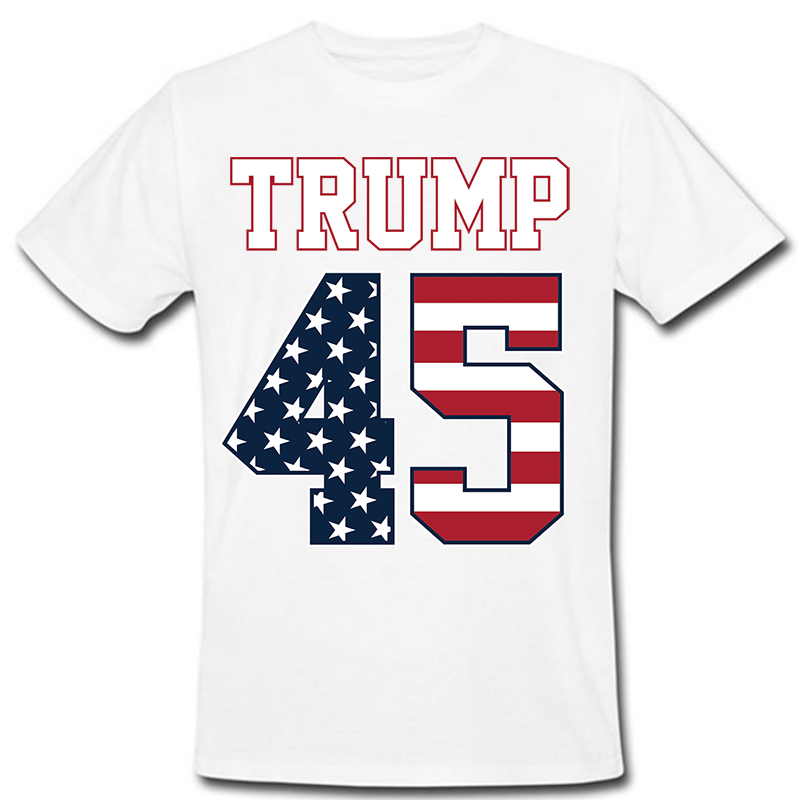 Trump 45 Heat Transfer