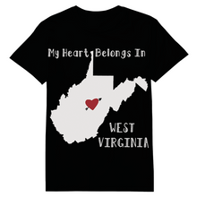 Load image into Gallery viewer, West Virginia Heat Transfers