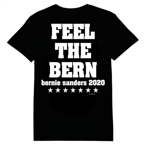 Feel The Bern Heat Transfer