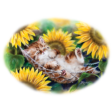 Load image into Gallery viewer, Sunflower Dream Heat Transfer