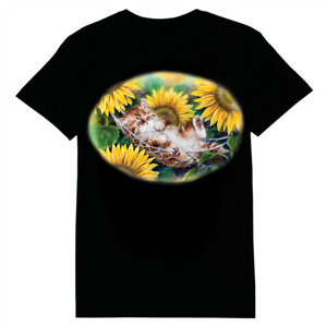 Sunflower Dream Heat Transfer