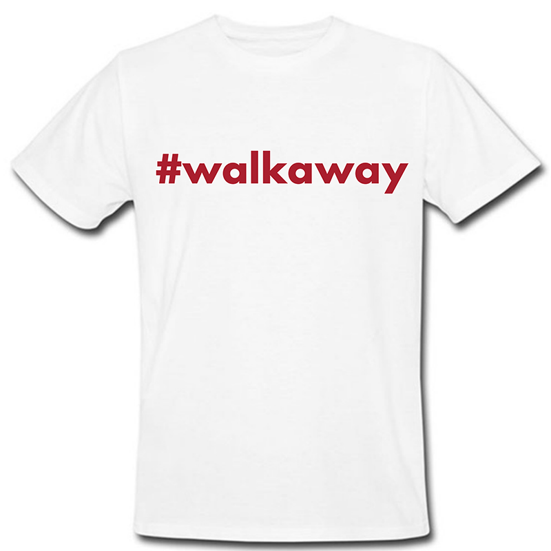 #walkaway Heat Transfer