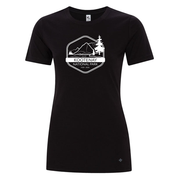 Ladies Kootenay National Park T-Shirt