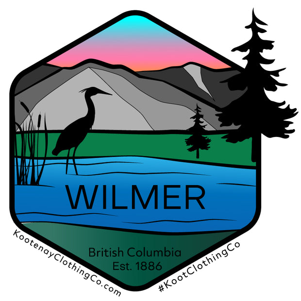 Small Sticker - Wilmer