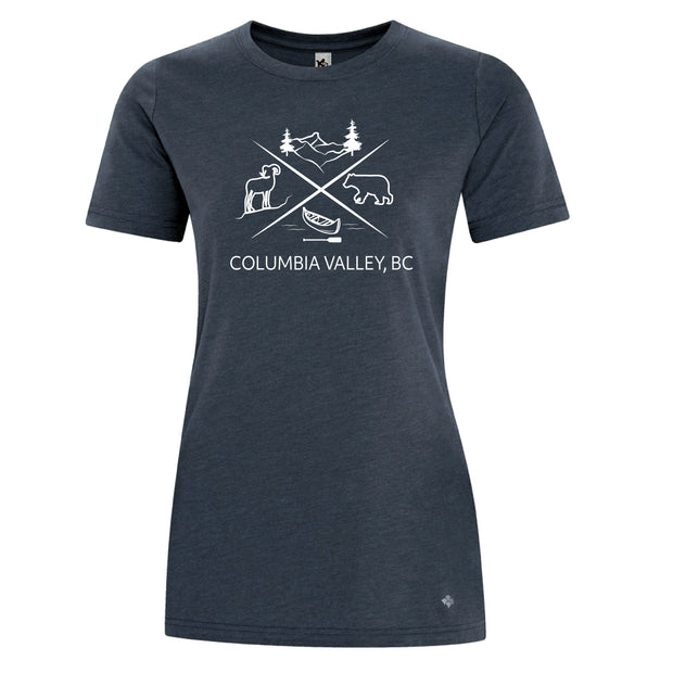 Ladies Columbia Valley T-Shirt