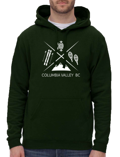 Hoodie - Winter Columbia Valley