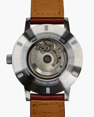 Voyager Edition - (Brown Leather)