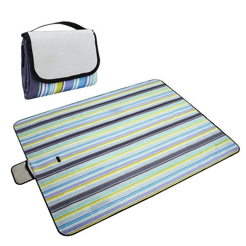 Picnic & Outdoor Blanket, Sandproof & Waterproof Camping Blanket, Grass & Beach Blanket, Handy Mat and Portable Carpet