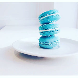 Toasted Coconut French Macaron (6 pack)