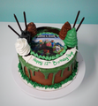Minecraft - Chick Boss Cake London Ontario