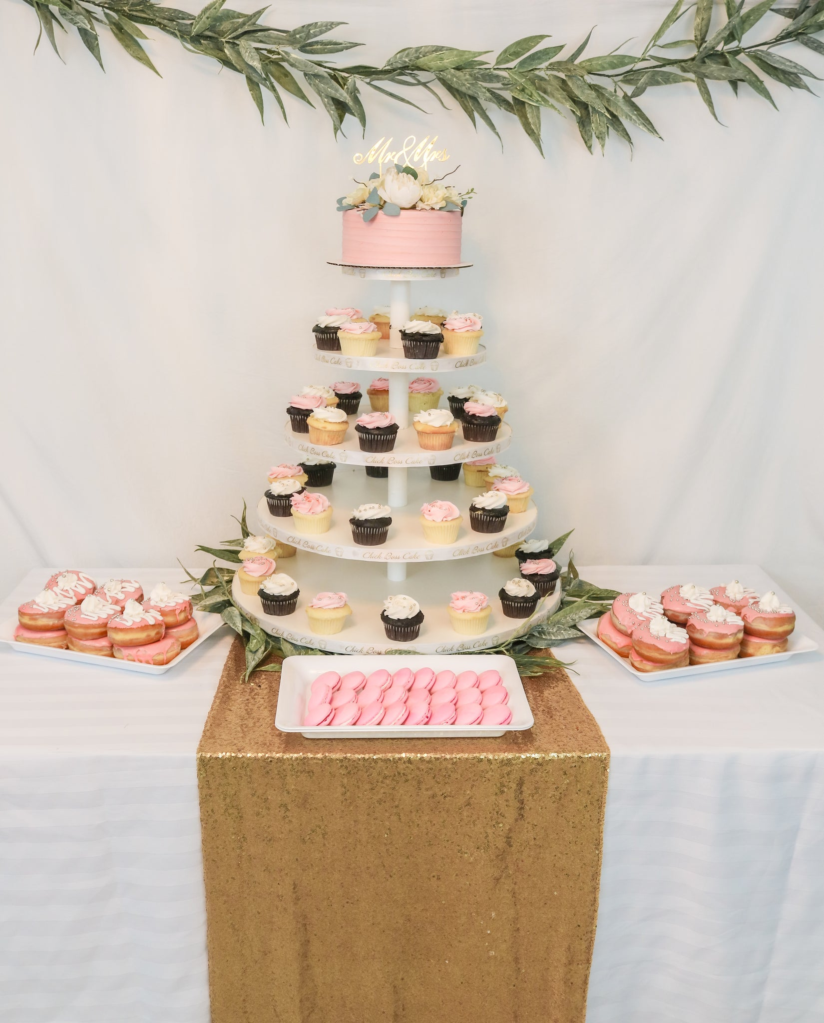 Wedding Dessert Table Packages