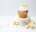 Vanilla Buttercream Cupcakes (12) - Chick Boss Cake London Ontario