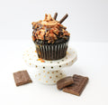 Skor Cupcakes (12) - Chick Boss Cake London Ontario