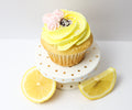 Lemon Raspberry Cupcakes (12) - Chick Boss Cake
