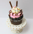 Neapolitan Cupcakes (12) - Chick Boss Cake London Ontario