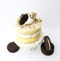 Cookies & Cream Cake Donuts (12) - Chick Boss Cake London Ontario
