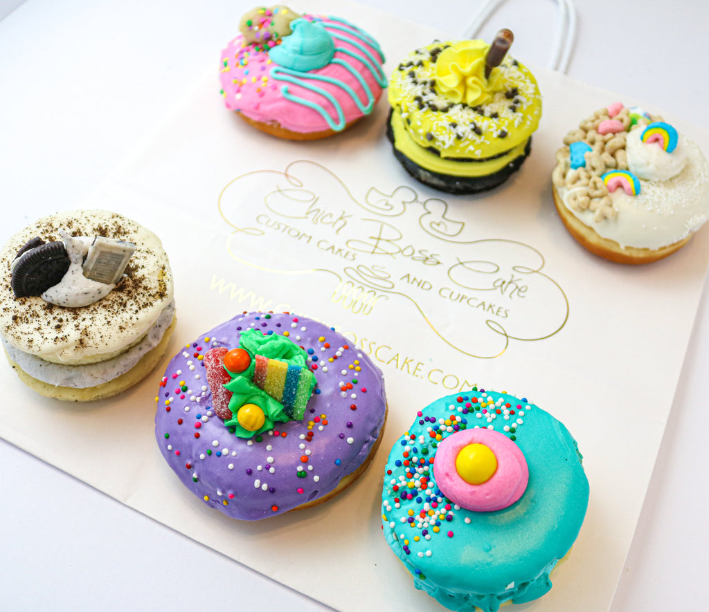 Party Donut Collection (6)