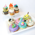 Assorted Cupcake &  Donut Pack (6 cupcakes, 6 donuts) - Chick Boss Cake