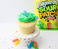 Sour Patch Vegan Cupcakes (12) - Chick Boss Cake
