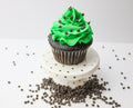 Mint Chip Vegan Cupcakes (12) - Chick Boss Cake