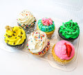 Assorted Vegan Cupcakes (6) - Chick Boss Cake