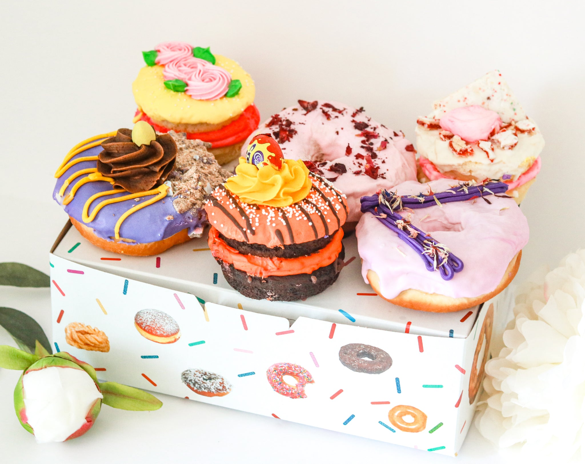 Spring Donut Collection (6)