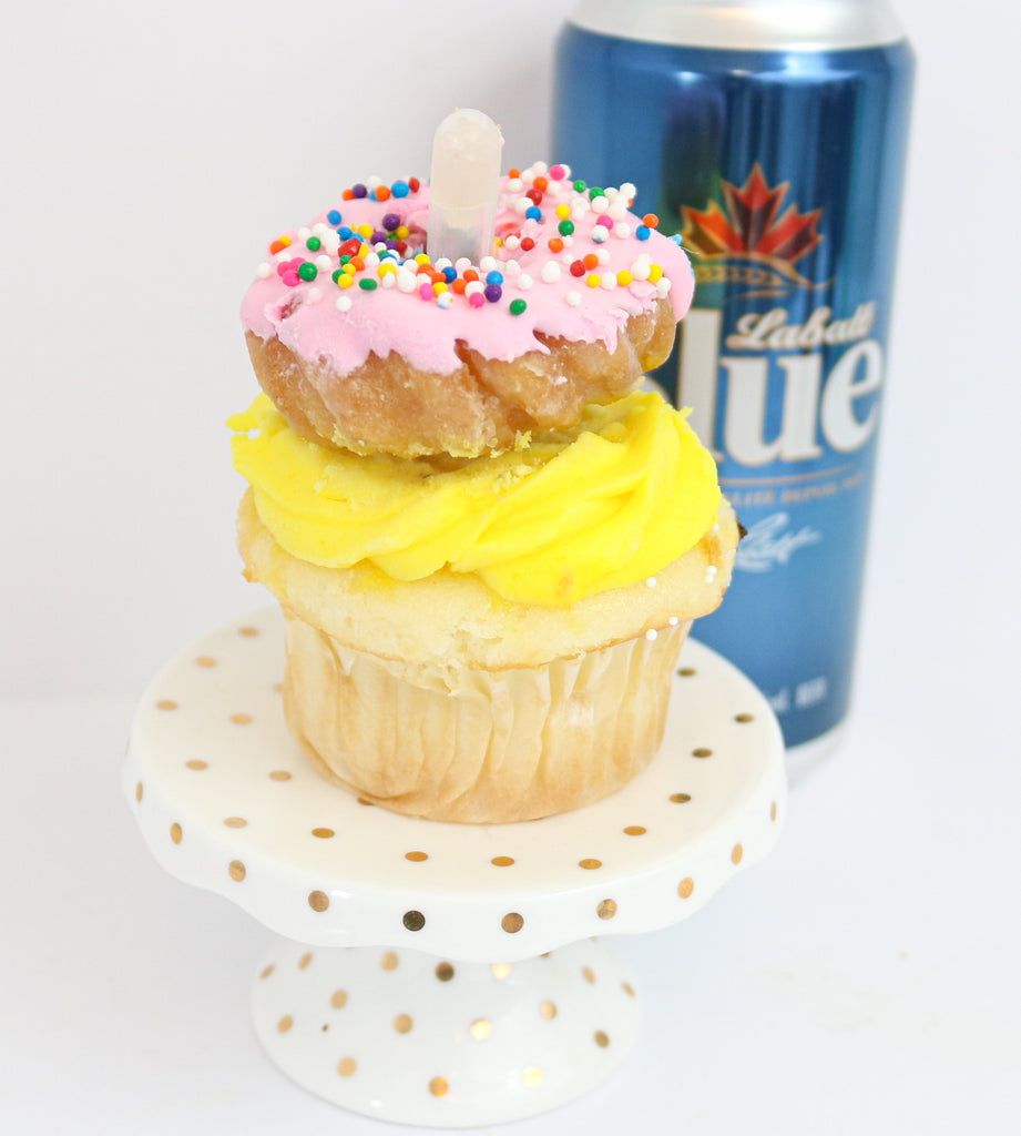 Tipsy Cupcakes (contains alcohol)