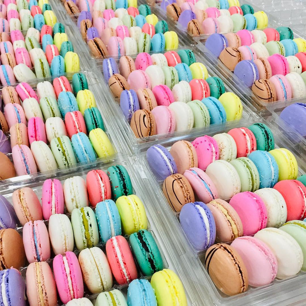 Corporate French Macaron Package (50 pack)