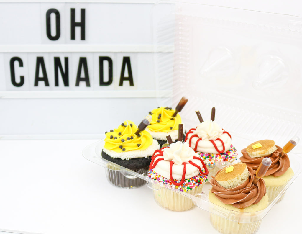 Canada Lover's Cupcakes (12)
