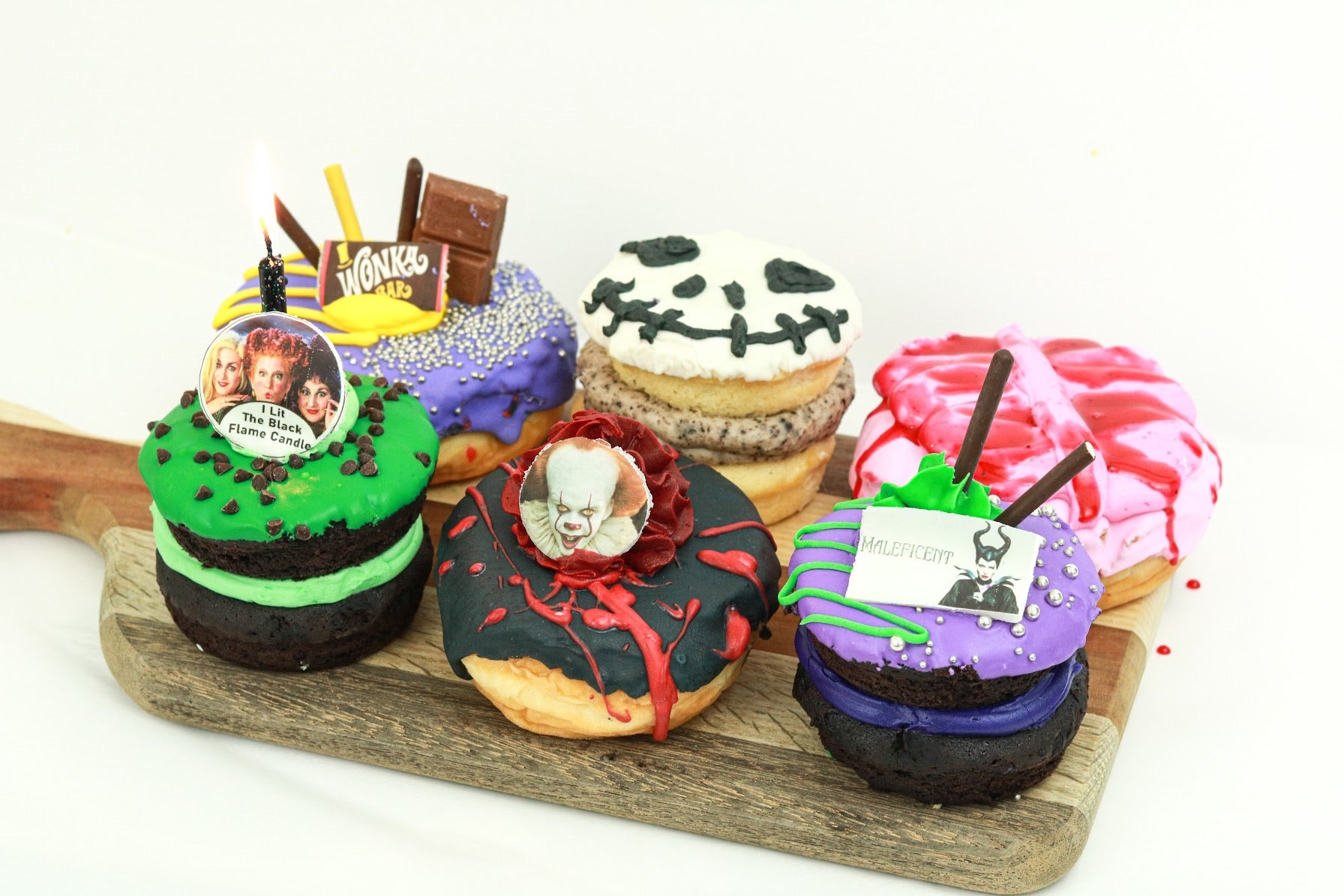 Halloween Donut Collection (12)
