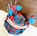 Spider-Man - Chick Boss Cake London Ontario