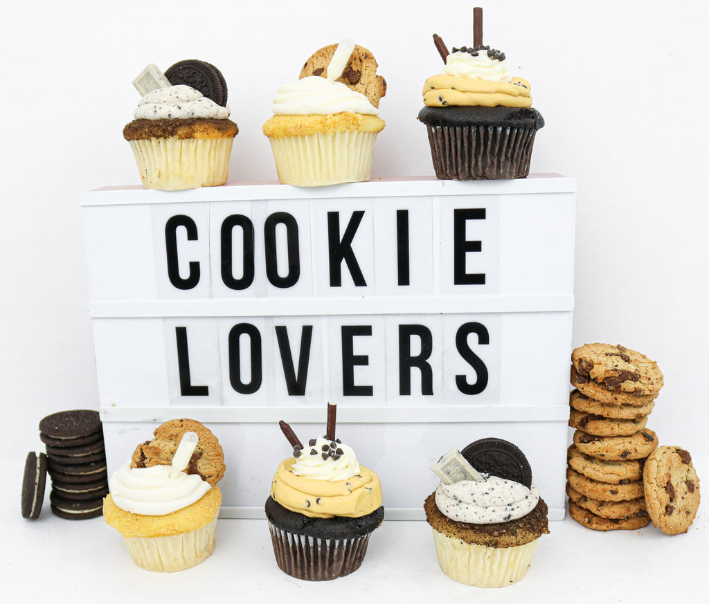 Cookie Lover's Cupcakes (12)