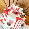 Coca Cola - Chick Boss Cake