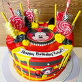 Mickey - Chick Boss Cake