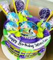 Buzz Lightyear - Chick Boss Cake