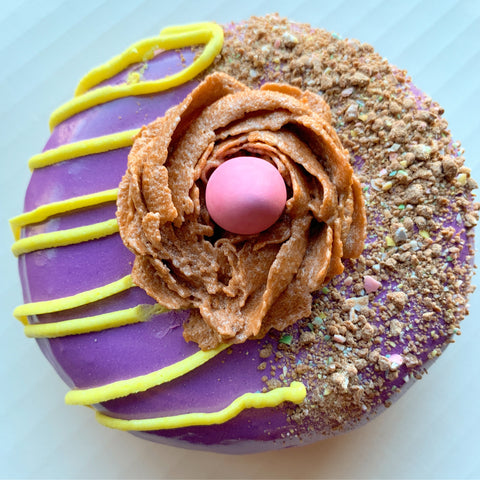 Cadbury Mini Egg Donuts (12)