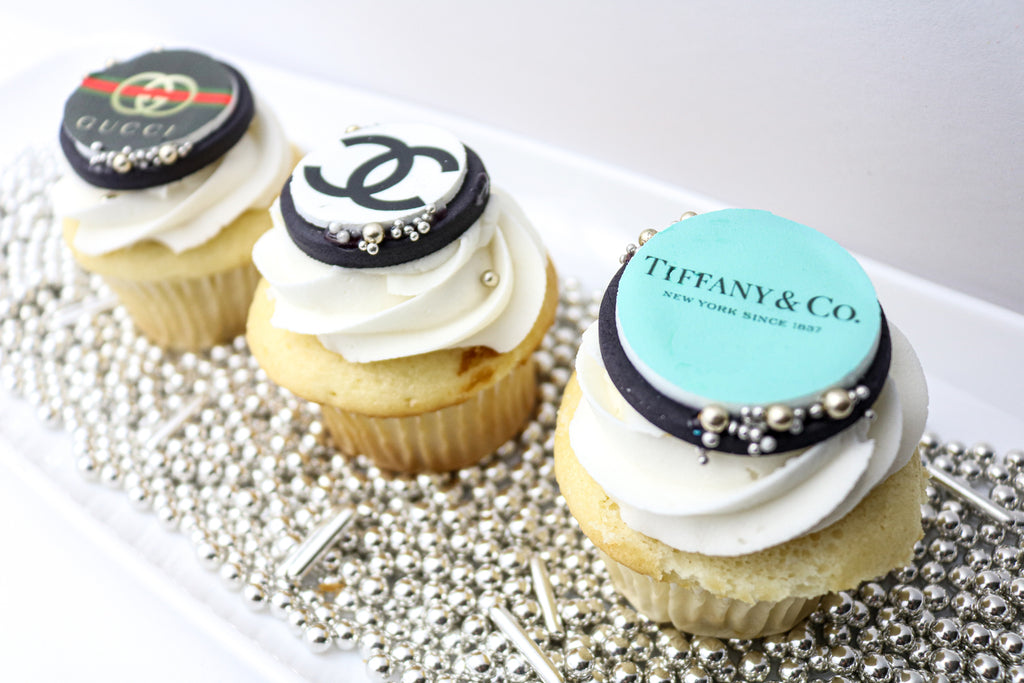 Gluten Free & Low Lactose Custom Themed Cupcakes (12)