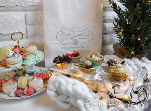 The Everything Holiday Dessert Pack 100 pieces total (includes: Donuts, Cupcakes, Butter Tarts, Mix & Match Treats)