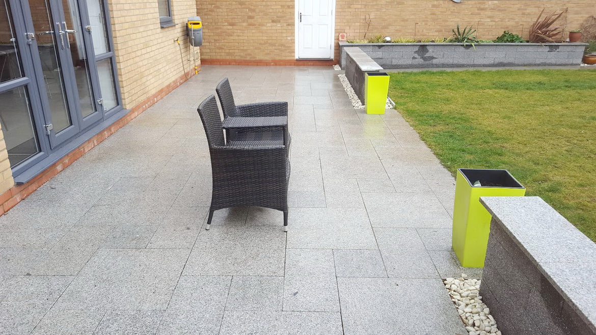 Granite Patio, Granite Pavers in Cambridge – Stone Paving Direct