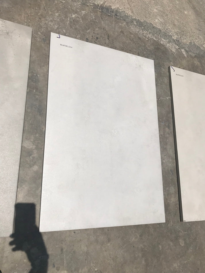 Ivory White Porcelain Paving