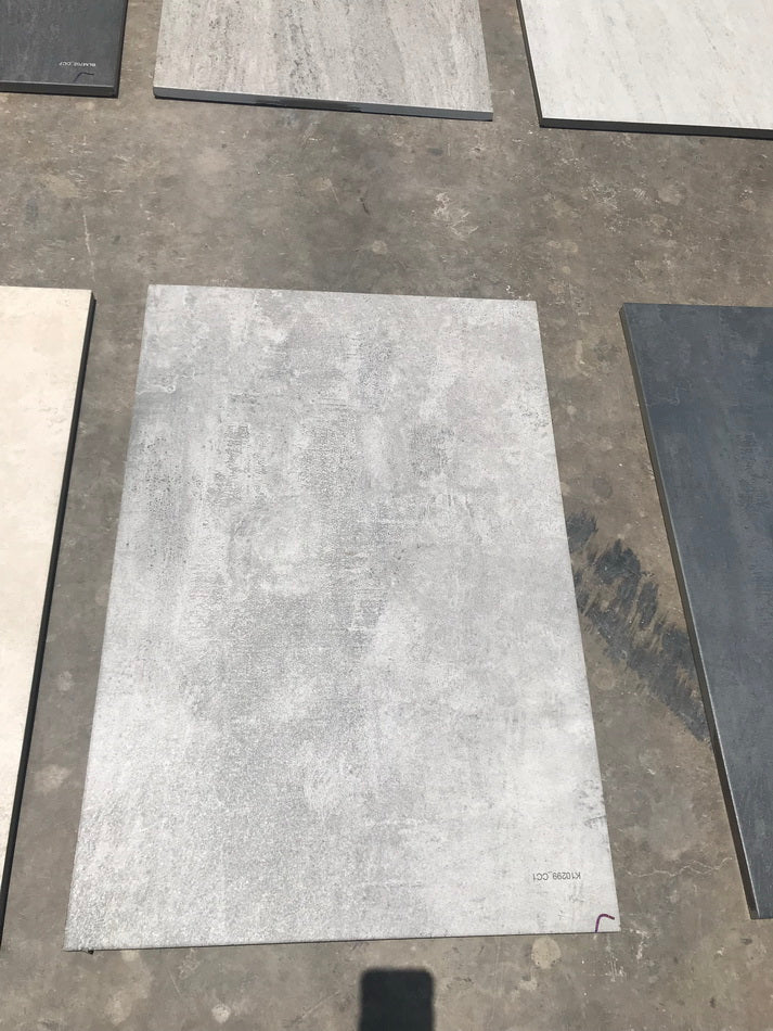 concrete grey vitrified porcelain paving