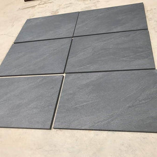 Porcelain Paving Slabs, Anthracite Black 900x600x20mm £26.99/m2