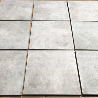 Porcelain Paving, Ash Cement 900x600x20mm £26.99/m2