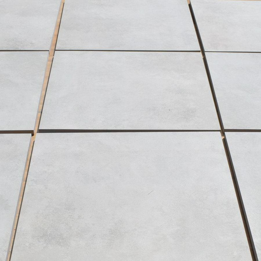 Porcelain Paving, Ash Cement 900x600x20mm £28.99/m2