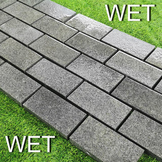 Edging Stones, Paving Edging, Blue Grey Granite Setts 200x100x30mm £41.83/m2